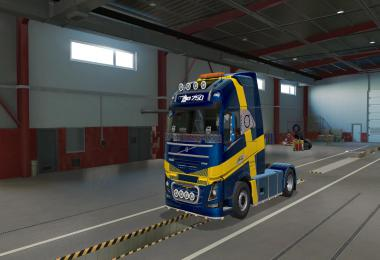 Rpie Volvo Fh16 2012 Fh Tuning Dlc Required v1.38.0.33s