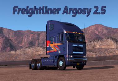 Freightliner Argosy v2.5 ATS 1.38.x