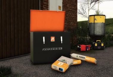 Amazone 800KG Transportbox v1.0.0.0