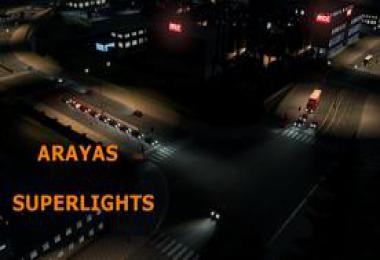 Arayas Superlights 1.38