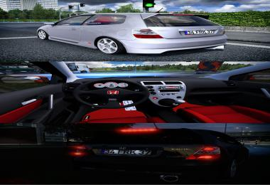 [ATS] Honda EP3 Typer + Varex Sound v1.0