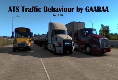 ATS Traffic Behaviour by GAARAA 1.38
