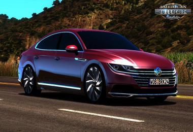 [ATS] Volkswagen Arteon & Passat CC v1.4 1.38.x