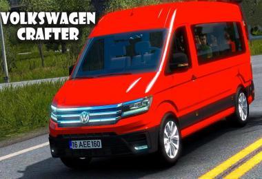 [ATS] VW CRAFTER 2020 v1.1 1.38.x