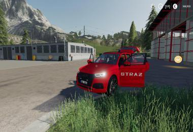 Audi Q5 Straz Pozarna v1.0