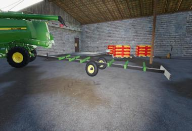 AW 700 Cuttertrailer v1.0.0.0
