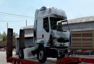 Broken Renault Premium cargo v1.0