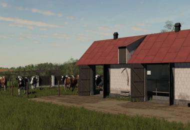 Cows Barn Old v1.1.0.0