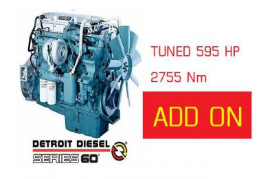 DD60/Tuned 595HP Add On v1.0 1.38.x