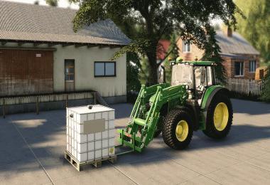 Diesel Tank v1.0.0.0