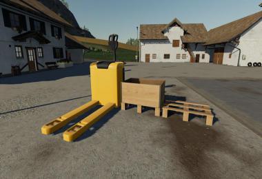 Electric Pallet Truck v1.0.0.0