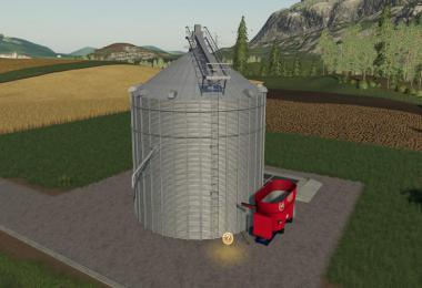 Farm Silos For Total Mixed Ration v1.0.0.0