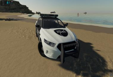 Ford Taurus Police Interceptor v1.1.0