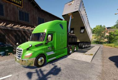 Freightliner Cascadia Sleeper v2.1 Final