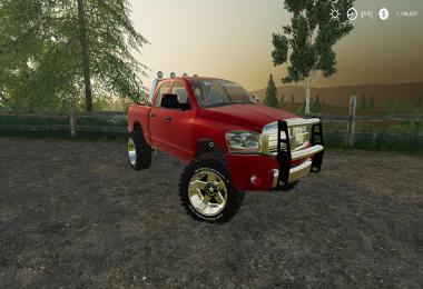 FS19 2007 Dodge Ram v1.0.0.0