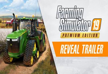 FS19 Premium Edition Trailer v1.0