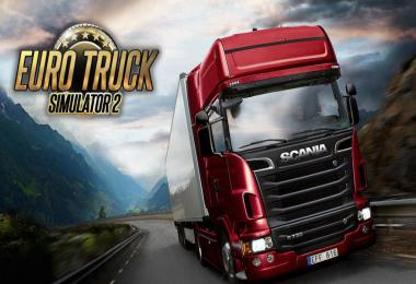 Full Save Game (ETS2 1.37) ALL DLC'S REQUIRED v1.0
