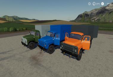 GAZ-52 Grocery v2.0