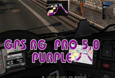 GPS RG PRO PURPLE v5.0