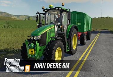 John Deere 6M Series - now available on ModHub!
