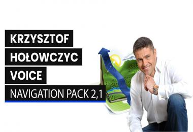 K .Holowczyc Voice Navigation Pack v2.1