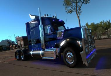 Kenworth W990 by Harven v1.2.3 ATS 1.38.x