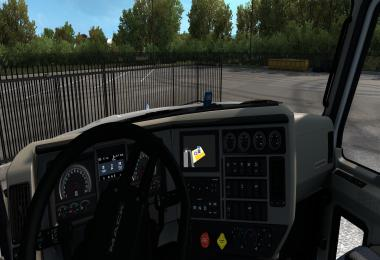 Mack Anthem Daycab GPS 1.38