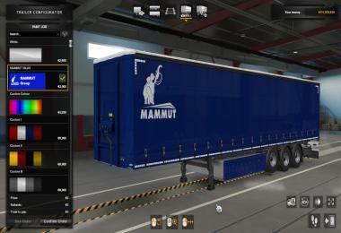 MAMMUT Pack Skin 1.37