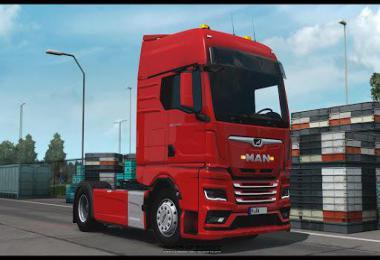 MAN TGX 2020 v0.5 by HBB Store 1.38