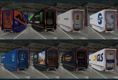 MB AeroDynamic skins of real companies v1.0