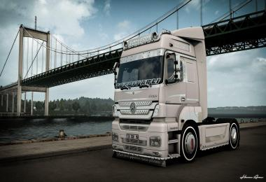 Mercedes Axor 1840 MP3 Reworked 1.38
