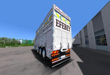 Mercedes Axor 3240 Reel + Rim Pack v1.0