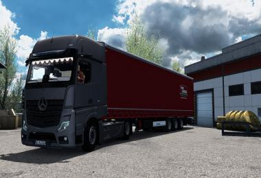 Mercedes Benz New Actros 2019 v1.1 1.38