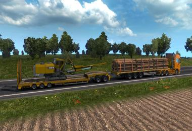Mix of trailers and company paint jobs for Multiplayer v1.0
