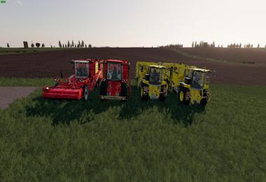 Multi Harvester Pack v1.0.0.0
