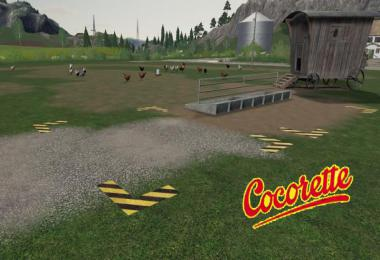 NO FENCES CHICKEN COCORETTE v1.5