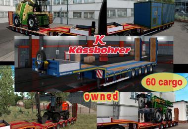 Ownable overweight trailer Kassbohrer LB4E v1.1.4