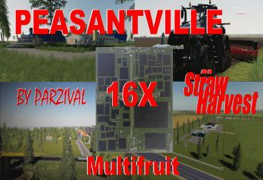 Peasantville 2 16X Production Multifruit v2.2