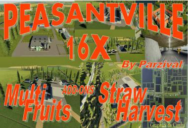 Peasantville 2 16X Production Multifruit v2.3