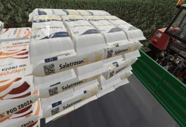 Polish Fertilizer Pallets v1.1.0.0