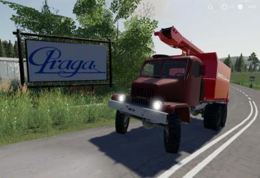 Praga V3S v1.0.0.0