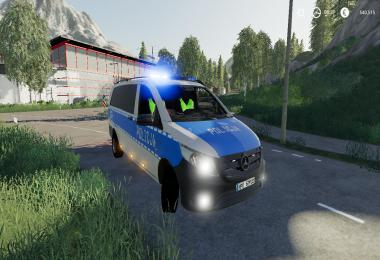 Radiowoz Policji Bus v1.0