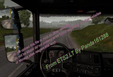 Real Interior Cams Scania NexteGeneration P&G v1.0