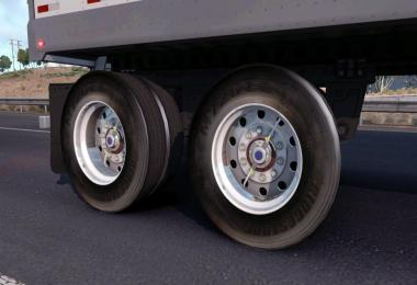 Realistic Wheels for Trailers v1.0 1.38.x