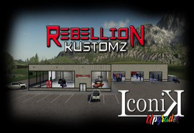 Rebellion Kustomz v1.0