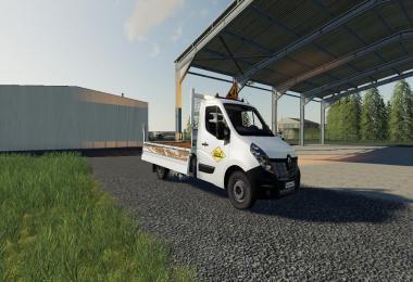 Renault master 2018 beta