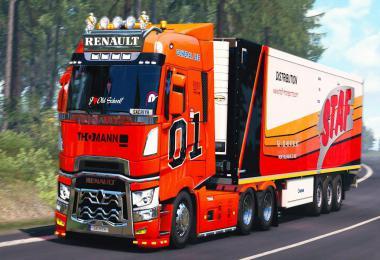 Renault Range T Edit v3.0