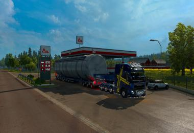 RPIE VOLVO FH16 2012 v1.38.0.25s Fixed 1.37
