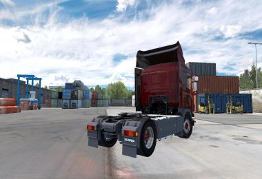 Scania 144L 460 v1.0