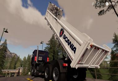 Scania 8x4 Tipper v2.0.2.0
